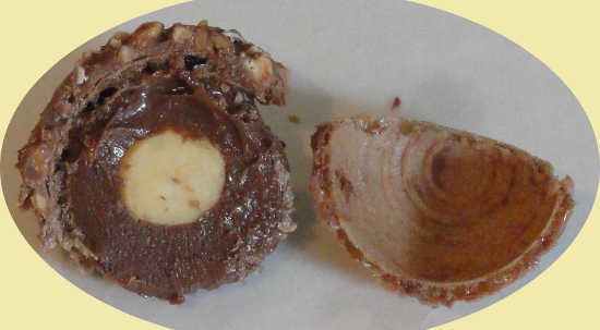 Chocolate Pot With Ferrero Rocher Recipe