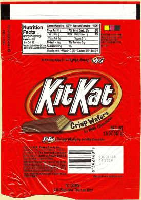 Mini Kit Kat Nutritional Information Nutrition Ftempo